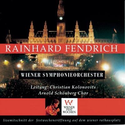 Live Mitschnitt der Festwocheneröffnung auf dem Wiener Rathausplatz - Rainhard Fendrich