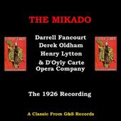 The Mikado (1926 Recording)
