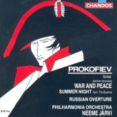 War and Peace Symphonic Suite (arr. By Palmer): I. the Ball: III) Mazurka artwork