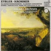 Clarinet Concerto in B flat major: III. Rondo: Allegro artwork