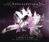 I Don't Care - Apocalyptica featuring Adam Gontier of Three Days Grace