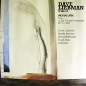 The David Liebman Quintet - Picadilly Lilly (Live)