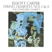 Composer's Quartet - Elliott Carter: String Quartet No. 1 (1951); Fantasia: Maestoso - Allegro scorrevole