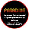 Karaoke All Hits - Paradise (Originally Performed By Coldplay) {Karaoke Audio Instrumental} artwork