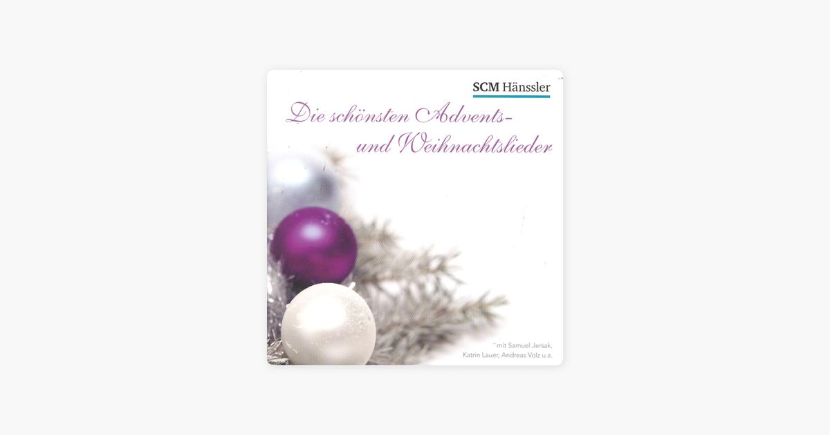 Die schönsten Advents- und Weihnachtslieder by Samuel Jersak on ...