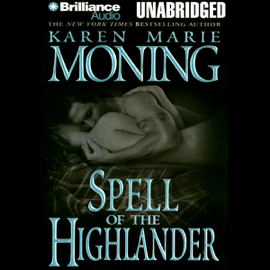Spell of the Highlander: The Highlander Series, Book 7 (Unabridged) audiobook