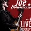Joe Bonamassa - Live from Nowhere In Particular  artwork