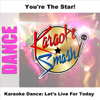 Karaoke Dance: Let's Live for Today - Various Artists