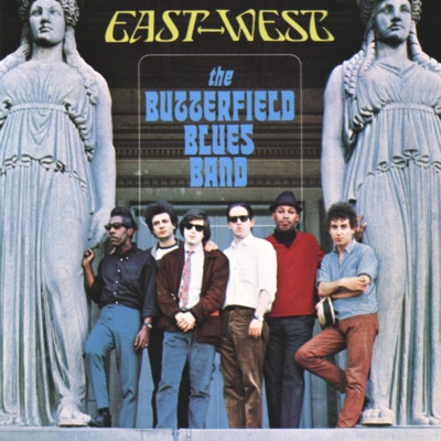 East-West - The Paul Butterfield Blues Band album