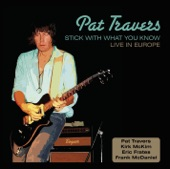 Pat Travers - Boom Boom (Out Go The Light