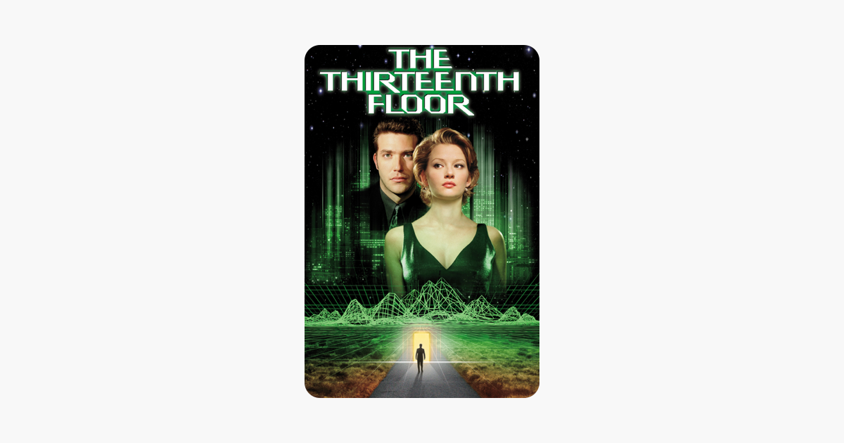 The Thirteenth Floor On Itunes