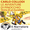 Carlo Collodi - Le avventure di Pinocchio. Storia di un burattino artwork
