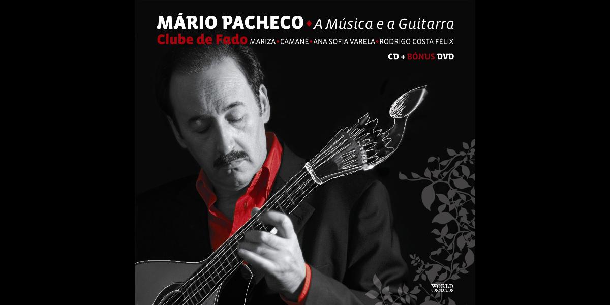 A Musica e a Guitarra - Clube de Fado de Mario Pacheco