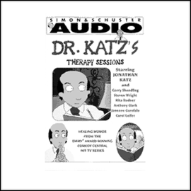 Dr. Katz's Therapy Sessions audiobook