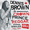 Dennis Brown - Want to Be No General (A.k.A. Don't Want to Be No General) ilustración
