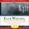 Elie Wiesel - Night (Unabridged)  artwork