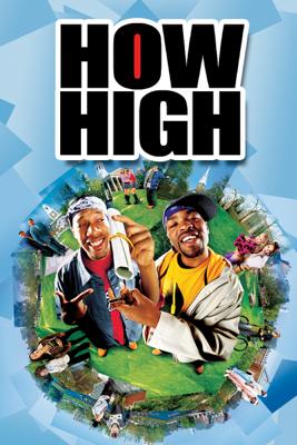 Jesse Dylan - How High  artwork