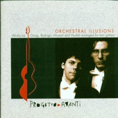 Progetto Avanti - Vivaldi : Concerto in D major for Strings, Lute and Basso Continuo : I Allegro giusto