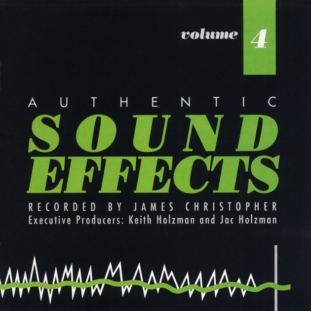 ‎Authentic Sound Effects, Vol  3 by Authentic Sound Effects