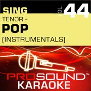 I'm Gonna Be (500 Miles) (Karaoke Instrumental Track) [In the Style of Proclaimers] - ProSound Karaoke Band - ProSound Karaoke Band