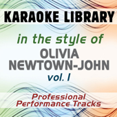 Summer Nights (Karaoke Version No Backing Vocal) [In the Style of Olivia Newton-john]