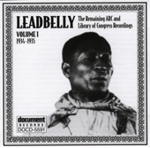 Lead Belly - Red River Blues