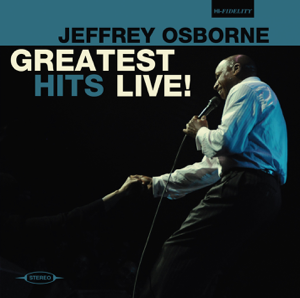 Jeffrey Osborne - Stranger (Live)