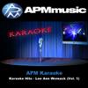 I Hope You Dance (Karaoke Version) - APM Karaoke