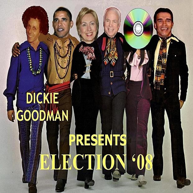 Dickie Goodman Presents Election '08