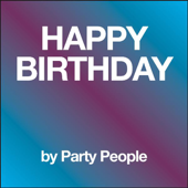 Happy Birthday Instrumental  Party People - Party People