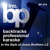 Year 3000 (Instrumental Track) [Karaoke In the Style of Jonas Brothers]