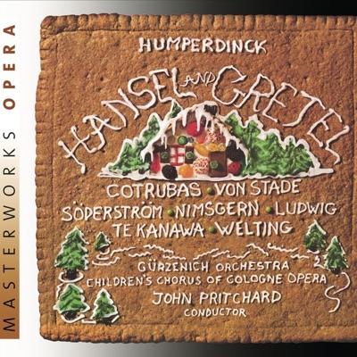 Humperdinck: Hansel & Gretel - Frederica Von Stade