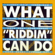 Various Artists - What One 'Riddim' Can Do