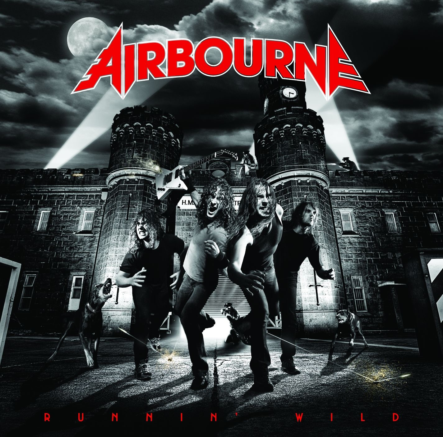 Girls In Black by Airbourne