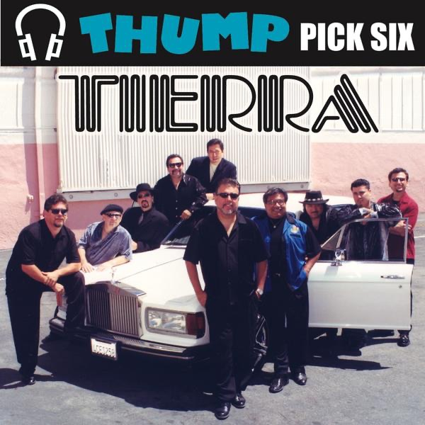 Thump Pick Six - Tierra - EP