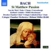St. Matthew Passion, BWV 244: No. 65 Mach dich, mein Herze, rein