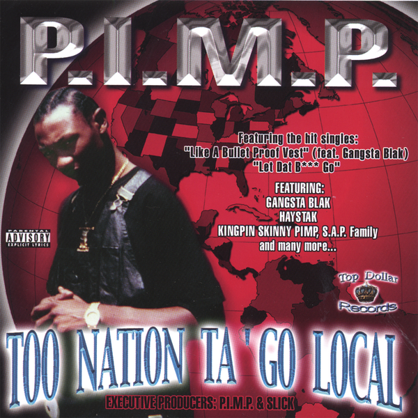 pimp and da gangsta full album download