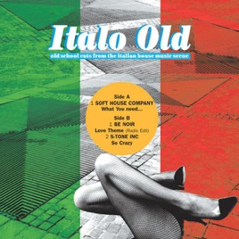 Italo old vol 1 old school cuts from the italian house for Classic house volume 1