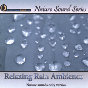 Relaxing Rain Ambience (Nature Sounds Only Version) - Nature Sound Series - Nature Sound Series