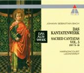 """Cantata No. 85 Ich bin ein guter Hirt, BWV 85: V. Aria - """"Seht, was die Liebe tut"""" [Tenor] artwork"""