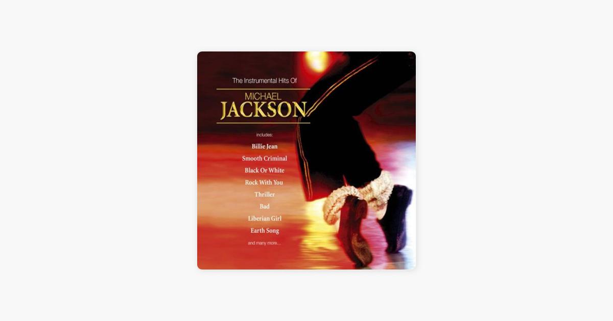 The Instrumental Hits of Michael Jackson by Pierre Vangelis