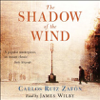Carlos Ruiz Zafón - The Shadow of the Wind (Abridged Fiction) artwork