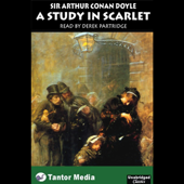 A Study in Scarlet (Unabridged)