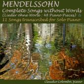 Song Without Words No. 6, Op. 19, No. 6: Barcarola Veneziana