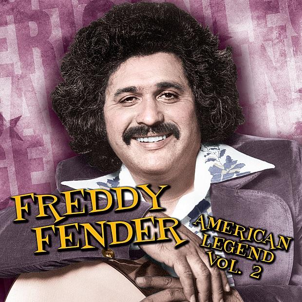 American Legend: Freddy Fender, Vol. 2