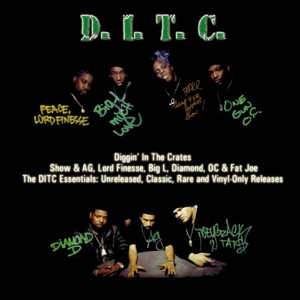 D.I.T.C. - Diggin' In the Crates
