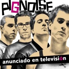 disco de pignoise anunciado en television