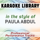 [Download] Rush Rush (Instrumental Only) [In the Style of Paula Abdul] MP3