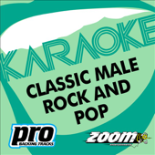 Zoom Karaoke: Classic Male Rock and Pop