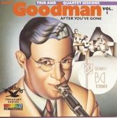 Benny Goodman Trio - More Than You Know